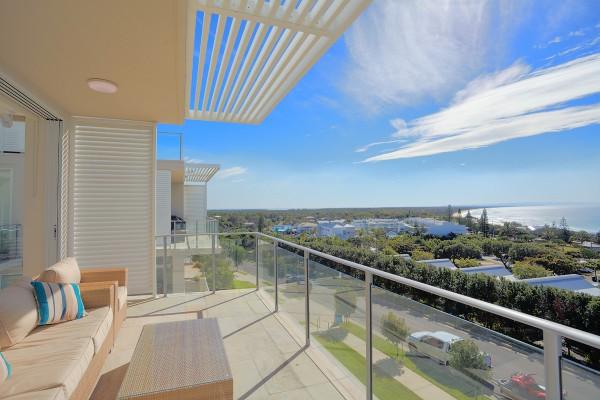 Dee's Retreat Balcony