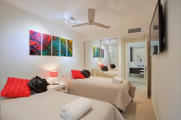 Dee's Retreat Third Bedroom