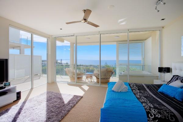 Dee's Retreat View from Main Bedroom